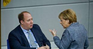 مرد نامرئی که جانشین مرکل صدراعظم آلمان میشود/ عکس