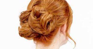 آموزش بافت مو گره ای پشت سر