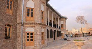 عمارتگردی در تهران