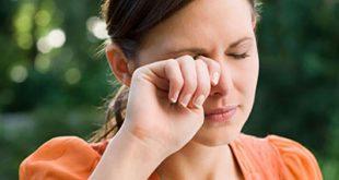 درد پشت چشم نشانه چیست؟