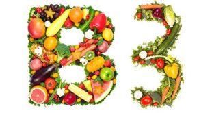 بدن به چه مقدار ویتامین B3 نیاز دارد؟