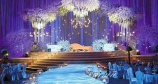 چگونگی برگزاری مراسم عروسی در تشریفات مجالس