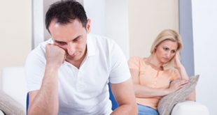 حوصله صحبت با همسرم را ندارم