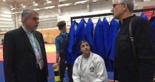 ممانعت از حضور دختر جودوکار ایران در المپیک جوانان به دلیل داشتن حجاب