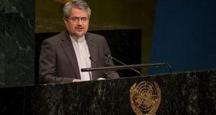 خوشرو: آمریکا در حال تنبیه سایر ملتها به دلیل پیروی از قطعنامه شورای امنیت است