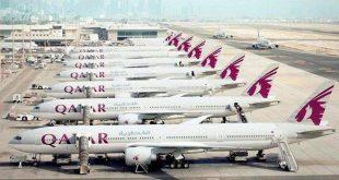 قطر ایرویز: تحریمهای آمریکا تاثیری بر پروازهای قطر ایرویز به ایران نمیگذارند