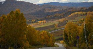 چشماندازهای بینظیر پاییز در روسیه