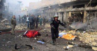 چندین کشته و زخمی در انفجارهای فلوجه و صلاحالدین عراق