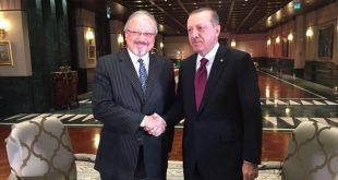 اردوغان درباره این قتل فجیع سکوت را شکست