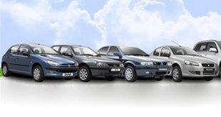 آخرین وضعیت قیمت خودروهای داخلی در بازار در 16 مهر (جدول)