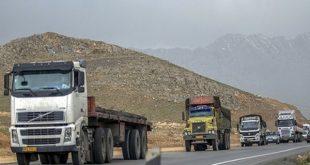دستگیری ۱۰ نفر از اخلالگران جاده ای در کرمانشاه