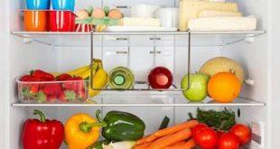 مدت نگهداری مواد غذایی در یخچال