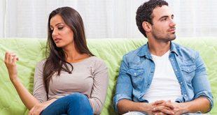 زندگی با همسر همیشه نگران