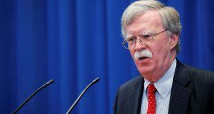 بولتون: آمریکا به دنبال اعمال فشار بر ایران است