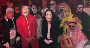عذرخواهی رافینیا به خاطر نوع پوشش در هالووین