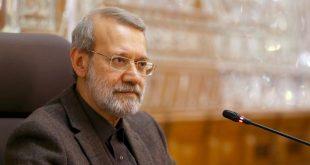 لاریجانی : مذاکرات هستهای در زمان اوباما درخواست آمریکا بود/ ترامپ ناگهان زیر میز توافق زد