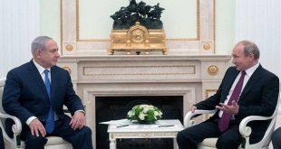 نتانیاهو: گفتوگوها با پوتین خوب و بسیار مهم بود