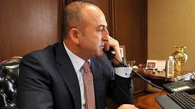 وزیر خارجه ترکیه: وزیر خارجه فرانسه پا را از حدش فراتر گذاشته است