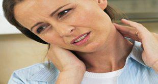 علت و عوامل گردن درد و درمان  آن با فیزیوتراپی