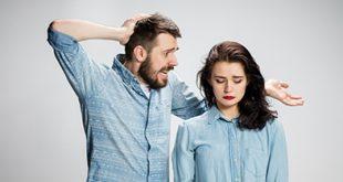 5 رفتار ساده که همسرتان را از شما فراری می دهد!!