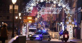 تیراندازی مرگبار در استراسبورگ فرانسه/ ۲ کشته و ۱۱ زخمی