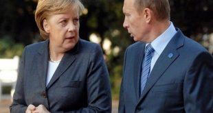 مرکل: آلمان خواستار تمدید تحریم های اتحادیه اروپا علیه روسیه است