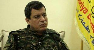 فرمانده نیروهای دموکراتیک سوریه: پاسخ حمله ترکیه به شمال شرق سوریه را به شدت خواهیم داد
