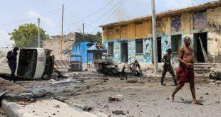 ۸ تروریست «الشباب» در سومالی کشته شدند