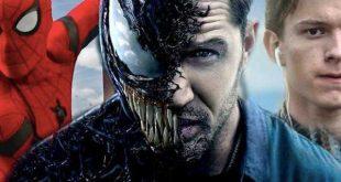 """قسمت دوم """"ونوم"""" ساخته میشود / ورود مرد عنکبوتی"""