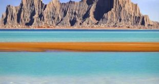 خطای دیدی از زیباترین ساحل ایران/عکس