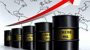 قیمت نفت با سقوط سهام افت کرد
