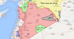 روسیه: آمریکا ۵۵ کیلومتر مربع از اراضی سوریه در التنف را اشغال کرده است
