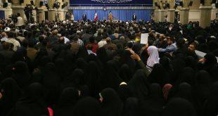 رهبر انقلاب: آمریکا می گفت ایران چهل سالگی انقلاب را نمی بیند/ همه حواسشان را جمع کنند؛ ممکن است برای سال 98 نقشه کشیده باشند