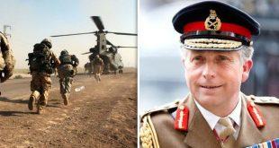 ادعای یک مقام بریتانیایی درباره تهدید انگلیس از سوی ایران، روسیه و چین
