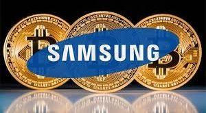 برنامه اختصاصی سامسونگ برای کاربران ارزهای دیجیتال