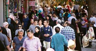 پیش بینی جمعیت ایران در ۲۰۲۲
