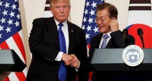 اقدام عجیب آمریکا علیه رئیس جمهور کره جنوبی