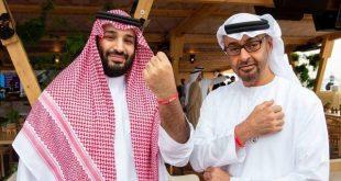 مچ بند قرمز در دست بن سلمان و بن زاید چه پیامی دارد؟