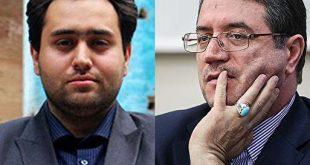 دفاع تمام قد وزیر تازهکار صنعت از انتصاب داماد روحانی