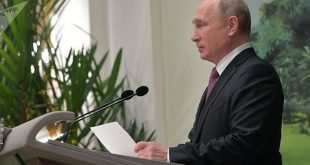 پوتین: آمریکا مدتها پیش INF را نقض کرده بود