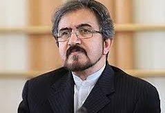 بهرام قاسمی: ظریف به دنبال اهداف خاصی برای انتخابات ریاست جمهوری آینده نیست