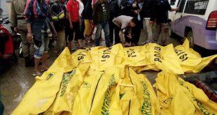 بلایی که سونامی مرگبار سر مردم اندونزی آورد