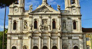 کلیسای استرلا باسیلیکا در لیسبون در پرتغال (+تصاویر)