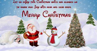 تصاویر تبریک کریسمس