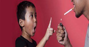 چگونگی صحبت با کودکان در مورد مضرات کشیدن سیگار