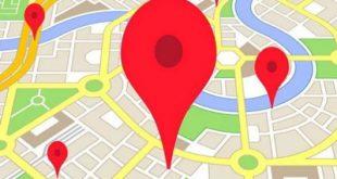 چگونه مسیر طی شده تا مقصد را در گوگلمپز به اشتراک بگذاریم؟