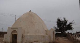 معرفی زیارتگاه شیخ اندر آبی در جزیره قشم (+تصاویر)