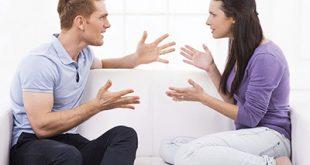 دعوای شما با همسرتان این فواید جالب را دارد!!