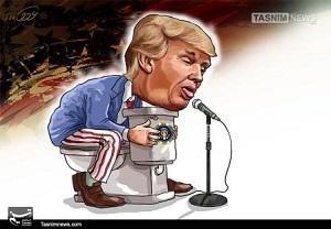 طنز ترامپ