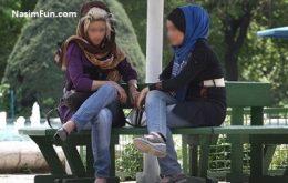 دختران بی حجاب و آزادی